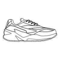 chaussures homme spécifiques pour le running sur route