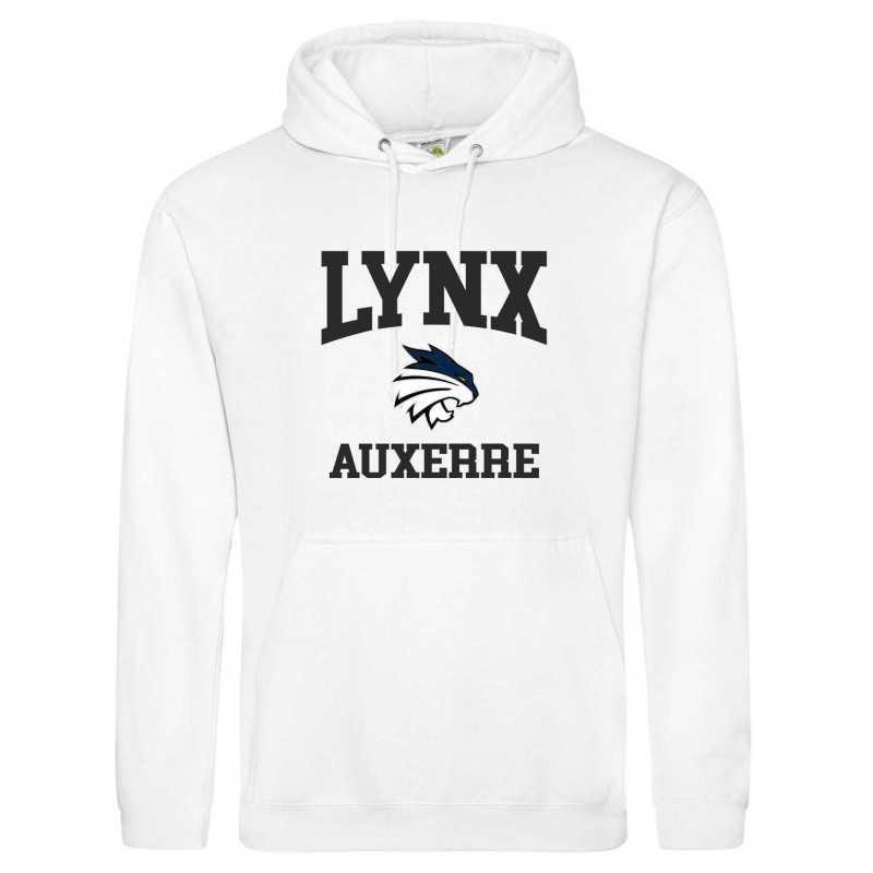 SWEAT LYNX JH001BLC NAVY GRIS HOT PINK