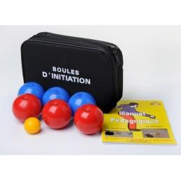 BOULE DE PETANQUE SOFT 3-6 ANS 490400