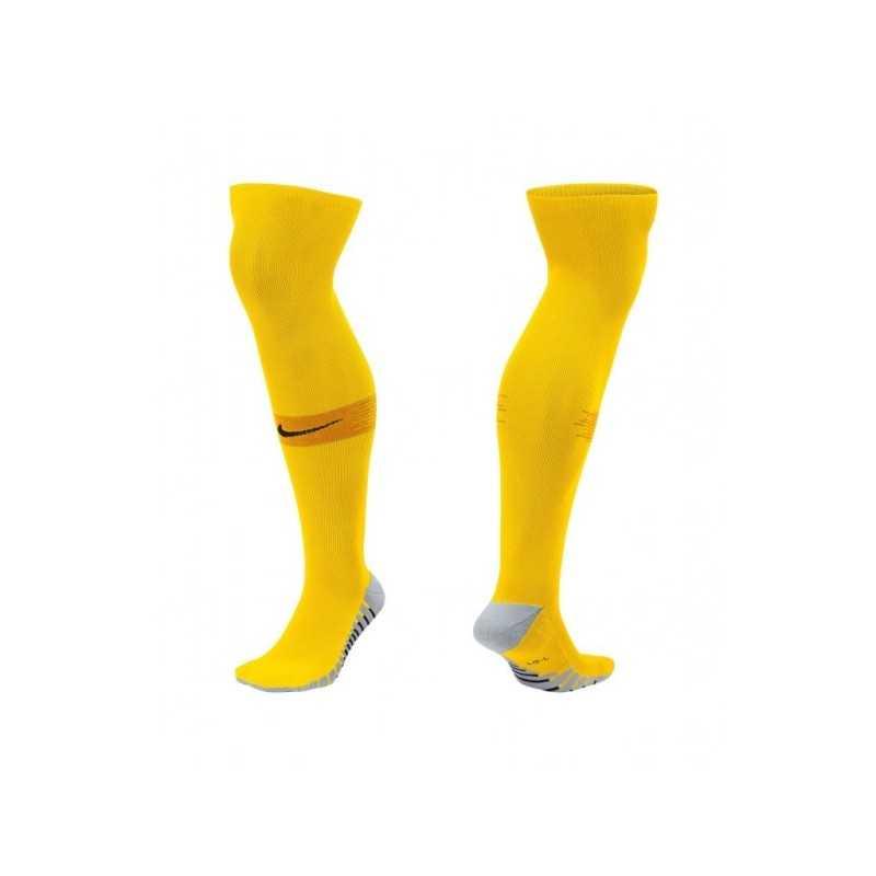 NIKE- Chaussettes Nike Matchfit Over The Calf Team Jaune NIKE SX6836J