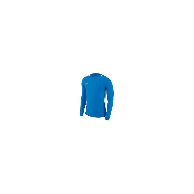 NIKE-Maillot Gardien Manche Longue Bleu Royale NIKE 894509