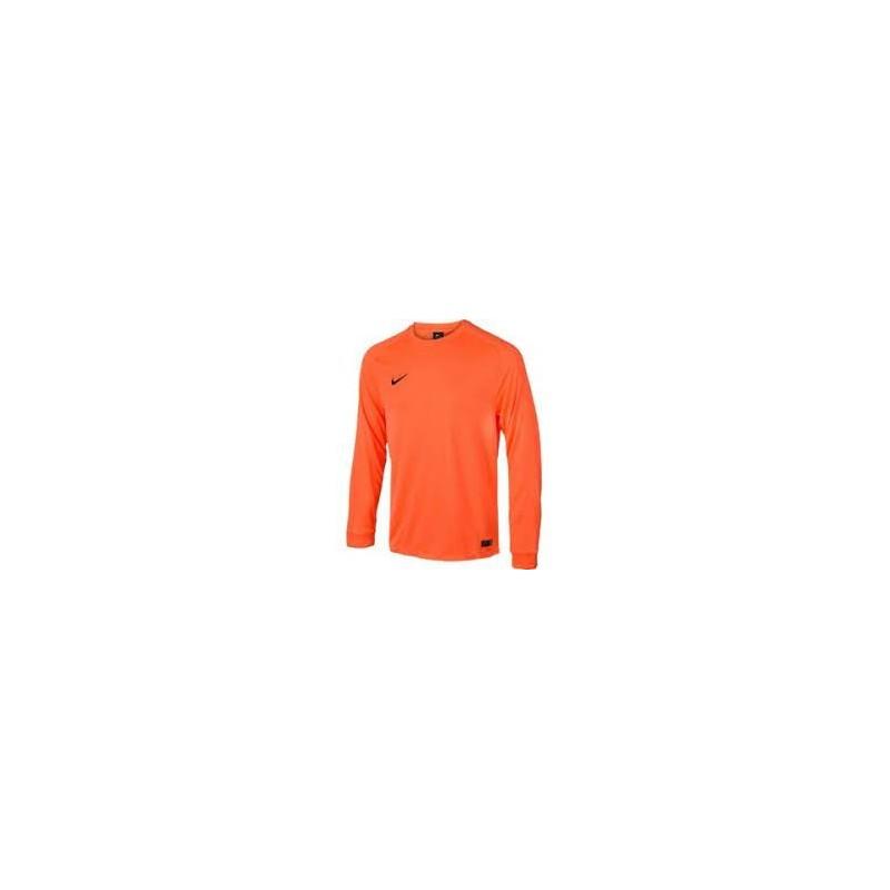 NIKE-Maillot Gardien Manche Longue Orange NIKE 894509